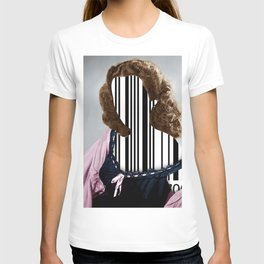 Barcode Collage #3 T-shirt