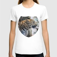 jaguar T-shirts featuring Jaguar by Veronika