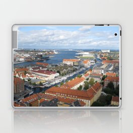 A View From Above Laptop & iPad Skin