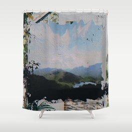 WNDW99 Shower Curtain