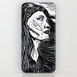 The Wind iPhone Skin