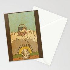 Muroidea Rat Tarot- Death Stationery Cards