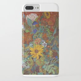flower 2【Japanese painting】 iPhone Case