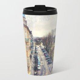 Cracow art 11 #cracow #krakow #city Travel Mug