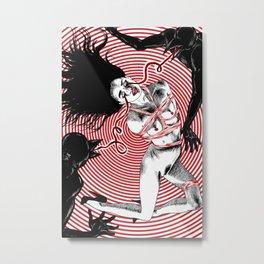 Vertigo ll. Metal Print