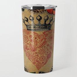 The Claddagh Travel Mug