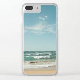 The Ocean of Joy Clear iPhone Case