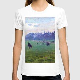 Claude Monet Green Park T-shirt