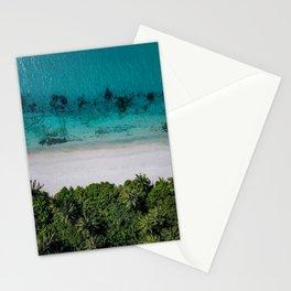 Maldivian island Stationery Cards