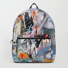 Graffiti Girl Backpack