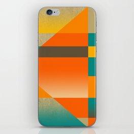 GEO THURSDAY | orange iPhone Skin