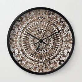 MANDALA KAMALAMAI Wall Clock