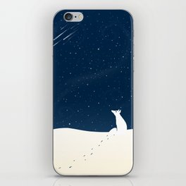 Winter Night iPhone Skin