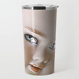 Doll Pieces Travel Mug
