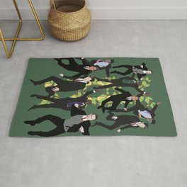 12 Days of Christmas: Ten Lords A Leaping Rug