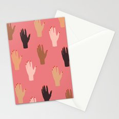 LADY FINGERS Stationery Cards