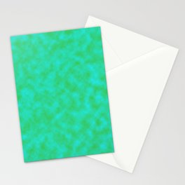 Neon Marble Stationery Cards