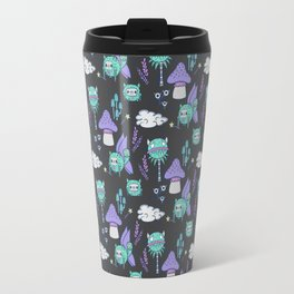 Magical Monster Garden-Nightlight Travel Mug