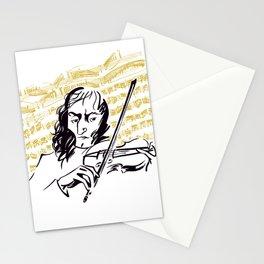 Paganini (3) Stationery Cards