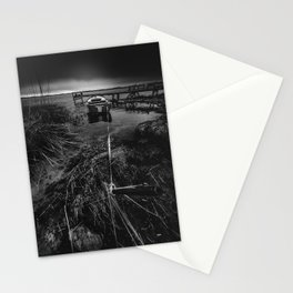 On the wrong side of the lake 16 Stationery Cards