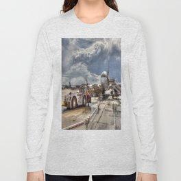 Heathrow Airport London Long Sleeve T-shirt