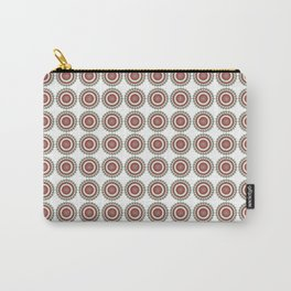 Coca Cola inspired mandala pattern Carry-All Pouch