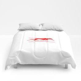 Flying Home Comforters