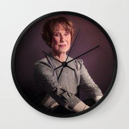 Mrs. Hudson Wall Clock