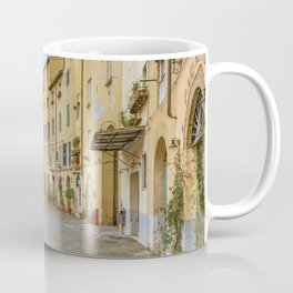Piazza Anfiteatro, Lucca City, Italy Coffee Mug