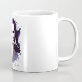 Slava Frolova Silhouette Portrait. Coffee Mug