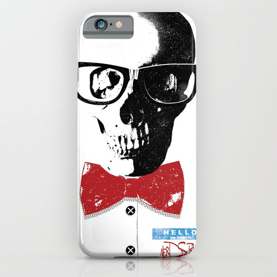 nerds rule iPhone & iPod Case
