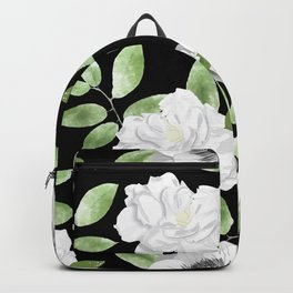 Gardenias & Anemones Backpack
