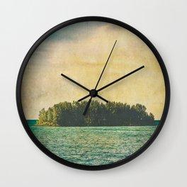All I Need Wall Clock