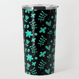 Colorful Lovely Pattern XVII Travel Mug