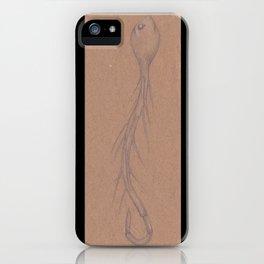 Specimen #35c (worms) iPhone Case