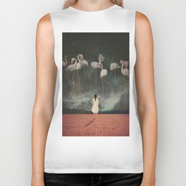 Hanging on to a Dream Biker Tank
