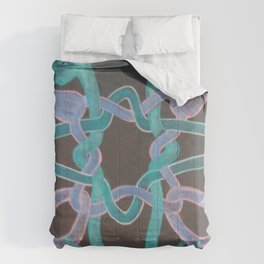 Bird and Flower Knot Comforters