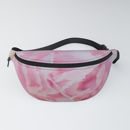 Pink Peony - Flower Photography Fanny Pack