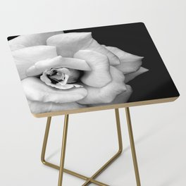 Rose Monochrome Side Table