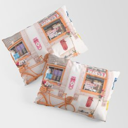 Cunda Island Life - Turkey Pillow Sham