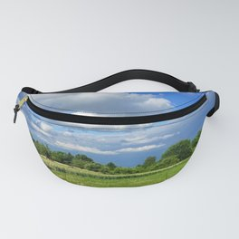 summer evening Fanny Pack