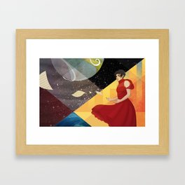 You Wouldn't Believe Framed Art Print