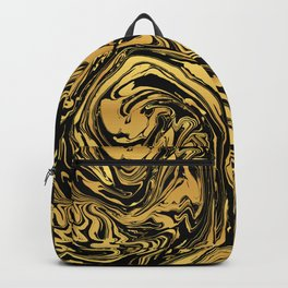 Black and Gold Marble Edition 2 Backpack