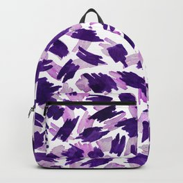 Purple Visions Backpack