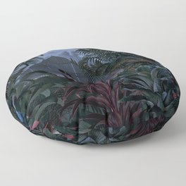 Future Garden Floor Pillow