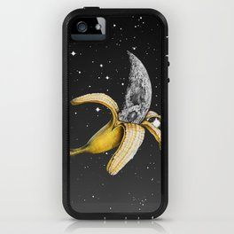 A Planetary Plantain iPhone Case