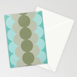 Gradual Oliva Retro Stationery Cards