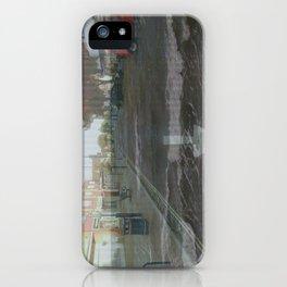 Mengham Road 05. iPhone Case