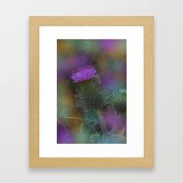 little pleasures of nature -165- Framed Art Print