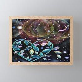 Farewell April Framed Mini Art Print